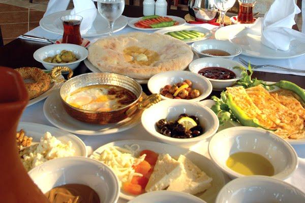 kartepe köy kahvaltısı